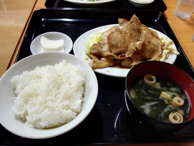 てっぺい_しょうが焼き定食.jpg