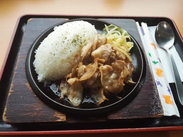ふう_豚しょうが焼きプレート.jpg
