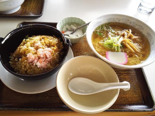 カニ炒飯セット.jpg