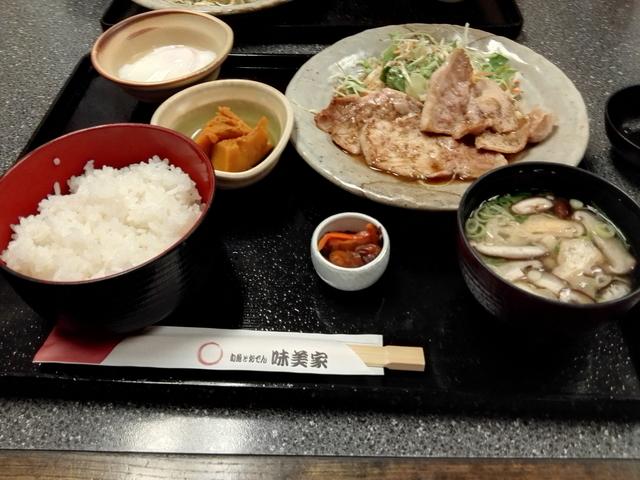 味見家肉ランチ生姜焼き.jpg